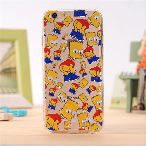 3D Cartoon Case Collection