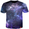 Image of BLUE SPACE TEE