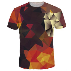 AUTUMN 3D MENS TEE