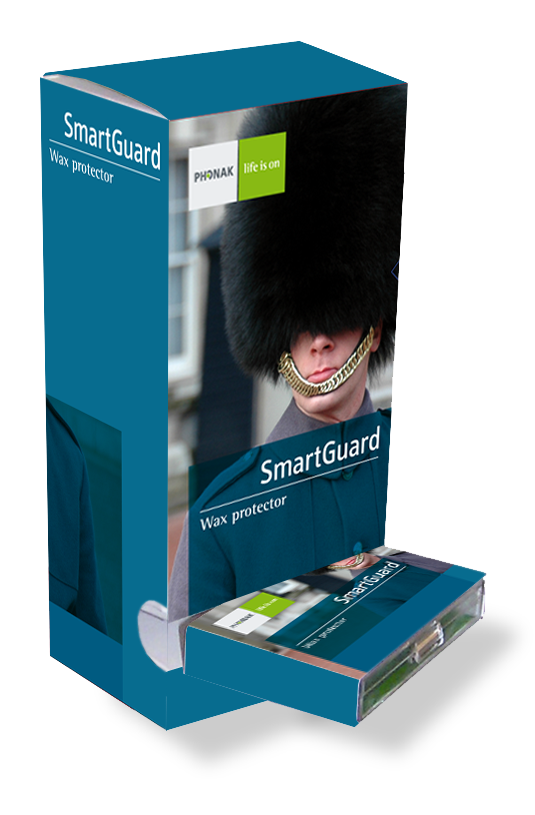 SmartGuard Wax Filter