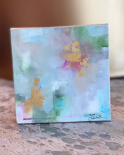 Load image into Gallery viewer, S.Swanson Mini Canvas 6x6