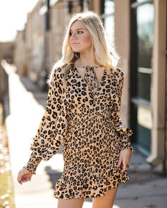Safari Date Dress