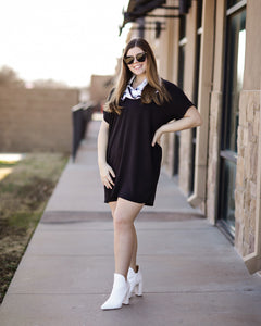 Black To Basics Dress