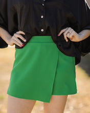 Load image into Gallery viewer, It's A Date Skort - Green