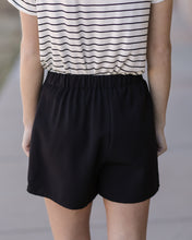 Load image into Gallery viewer, It's A Date Skort - Black