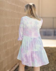 Lost In the Flow Dress
