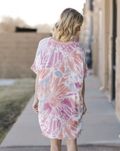 Load image into Gallery viewer, Splash Back Tunic Dress