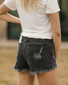 Bottoms Up Denim Short