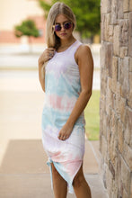 Load image into Gallery viewer, Candy Dreams Dress - Coral