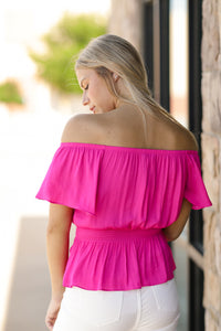 Dragonfruit Bliss Blouse
