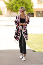 Load image into Gallery viewer, Fringe Benefits Cardigan