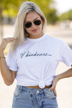 Load image into Gallery viewer, ZS KINDNESS TEE