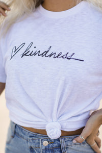 ZS KINDNESS TEE