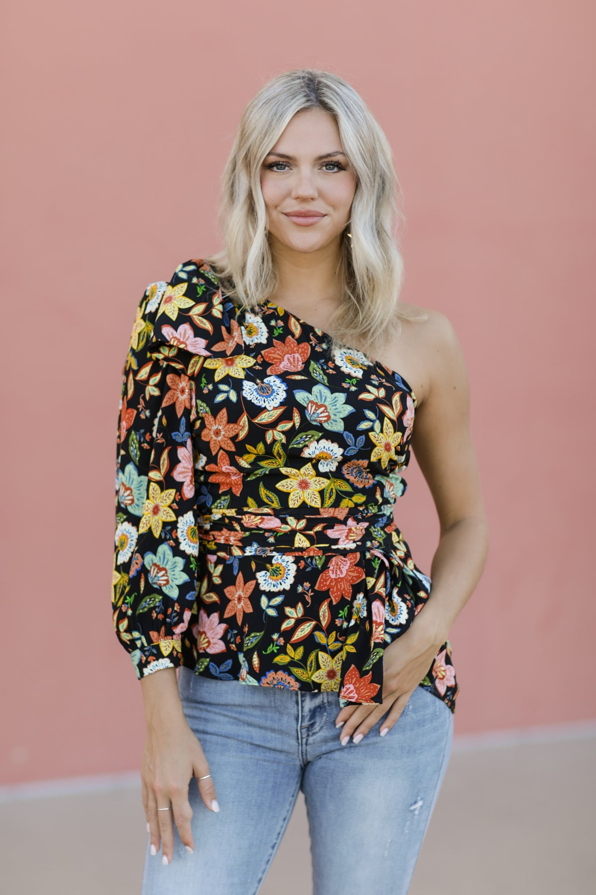 Flower Crown Top