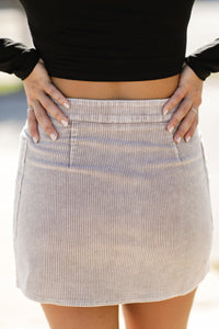 Zips Now Or Never Skirt