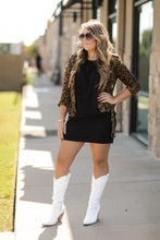 Load image into Gallery viewer, BuddyLove Cicely-Leopard Jacket