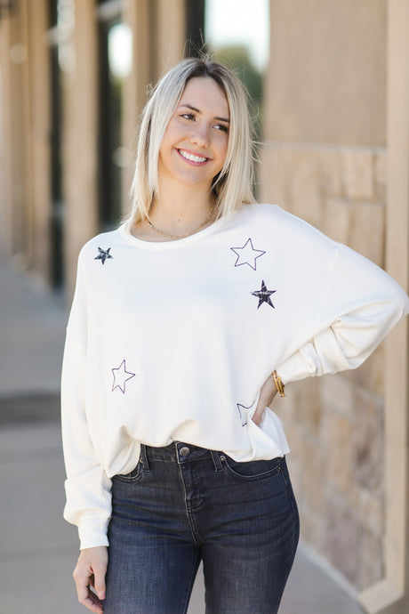 ZS Starry Sweatshirt