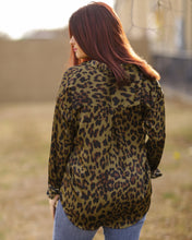 Load image into Gallery viewer, Lovely Leopard Top