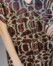 Load image into Gallery viewer, Aretha Sequin Tunic Dress