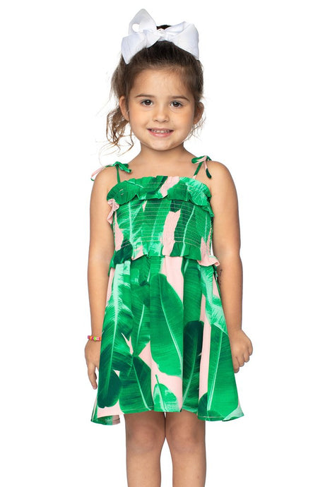 Keep Palm Mini Me Dress