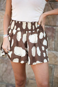 Seeing Spots Shorts