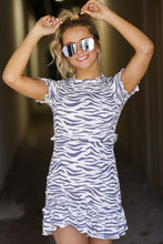 Load image into Gallery viewer, Earn Your Stripes Dress