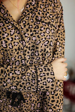 Load image into Gallery viewer, ZS Leopard PJ Set