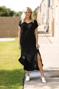 Here's the Tee Maxi Dress