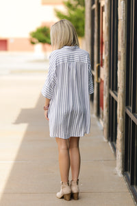 The Stripe Time Top