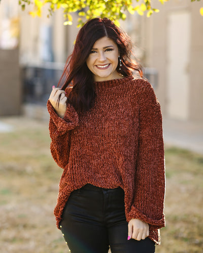 Autumn In New York Sweater