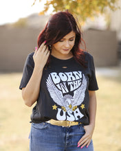 Load image into Gallery viewer, Born In The USA Graphic Tee