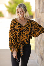 Load image into Gallery viewer, Cheetah Girl Top