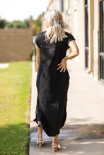 Load image into Gallery viewer, Here's the Tee Maxi Dress