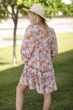 Load image into Gallery viewer, Floral Affairs Dress