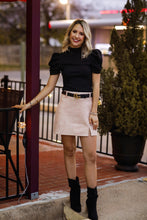 Load image into Gallery viewer, Pink Python Skirt