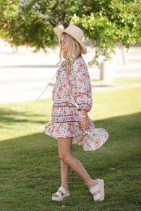 Floral Affairs Dress