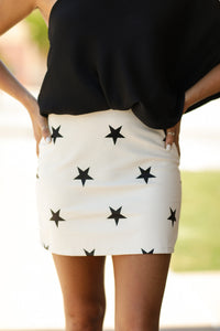 A Star Is Born Skirt