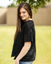 Load image into Gallery viewer, Airy Slub Slouchy Tee