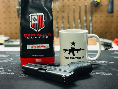 DEFENDER COFFEE