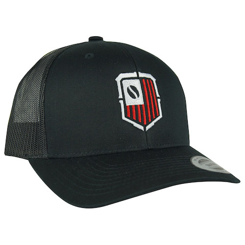 DEFENDER LOGO TRUCKER HAT