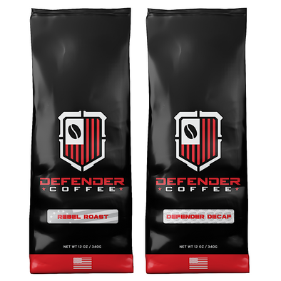 REBEL ROAST & DEFENDER DECAF
