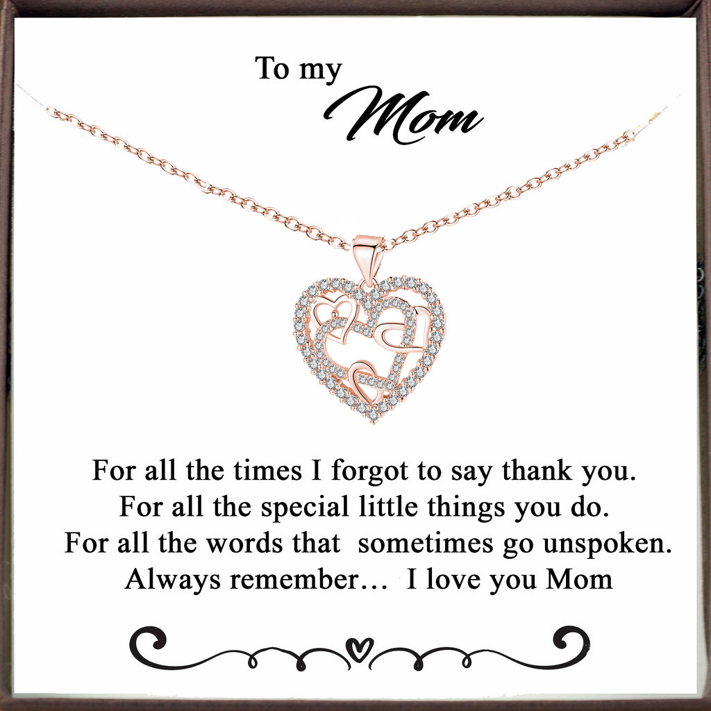 To my Mom - I love you!