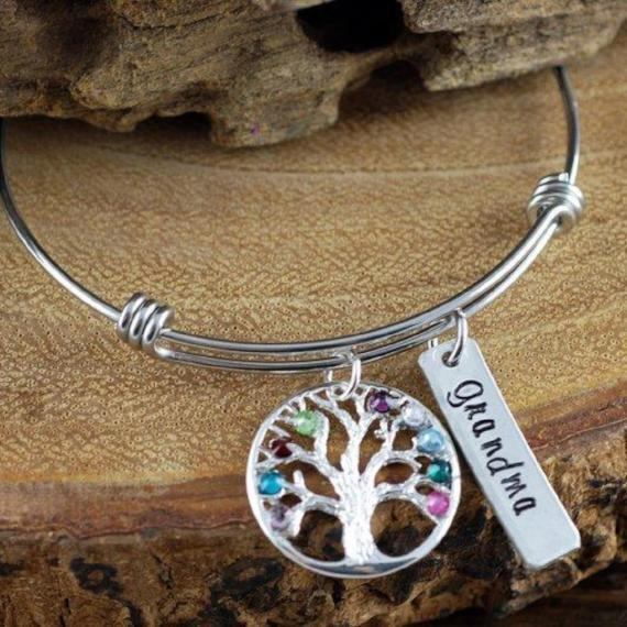 Tree of Life Pendant Bracelet