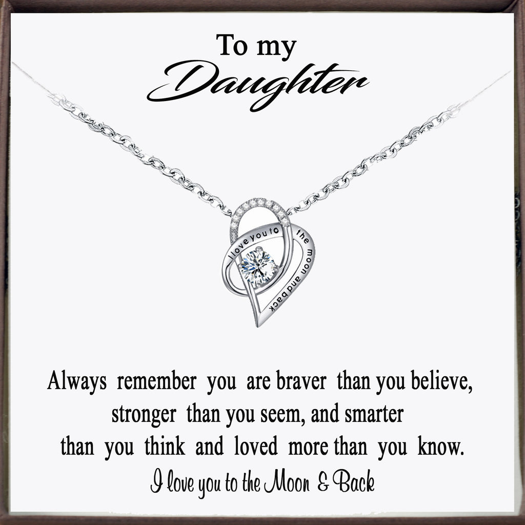 To my Daughter - I love you to the Moon & Back