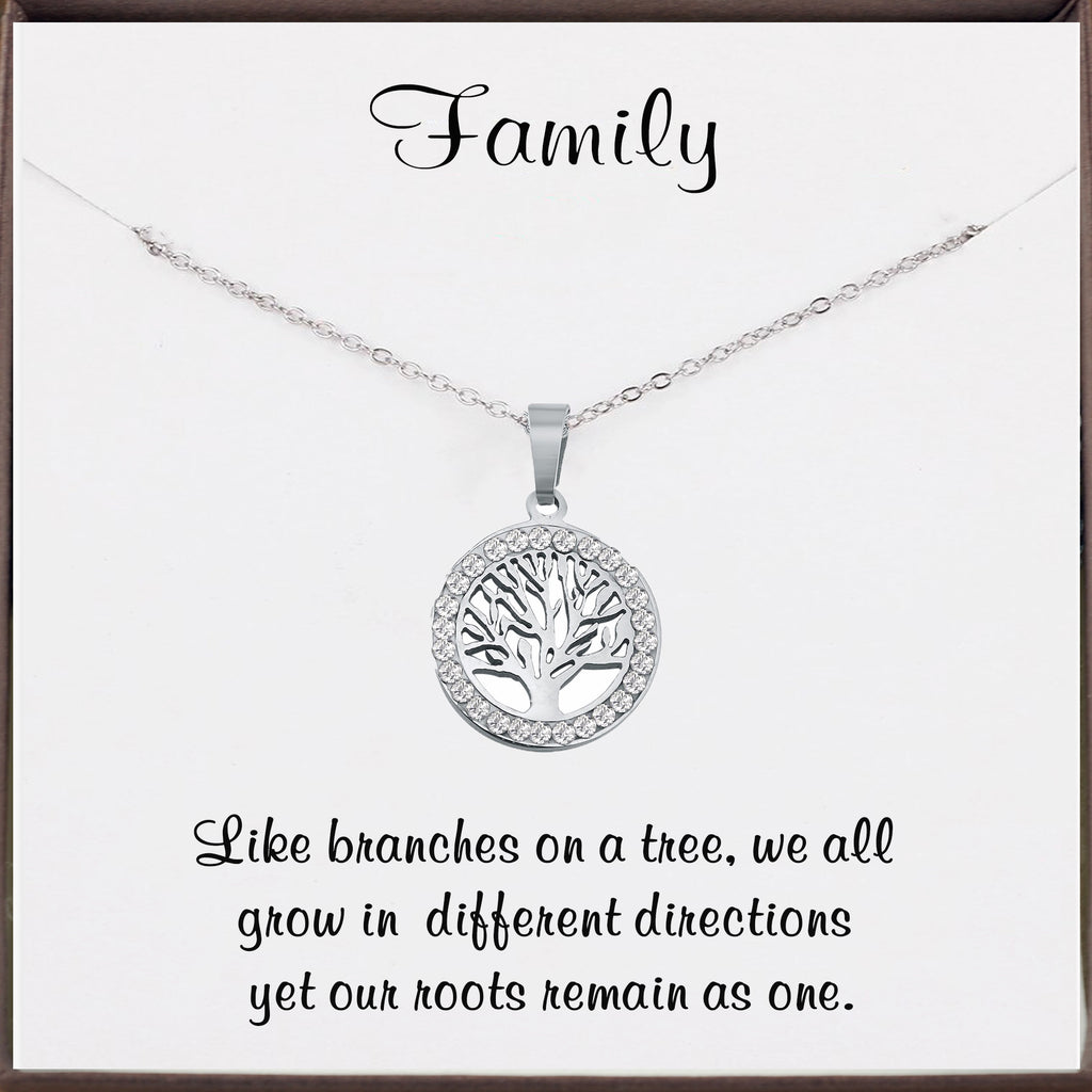 Like branches on a Tree _Tree of Life Necklace