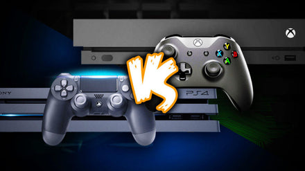 Sony PS4 Pro Vs. Xbox One X