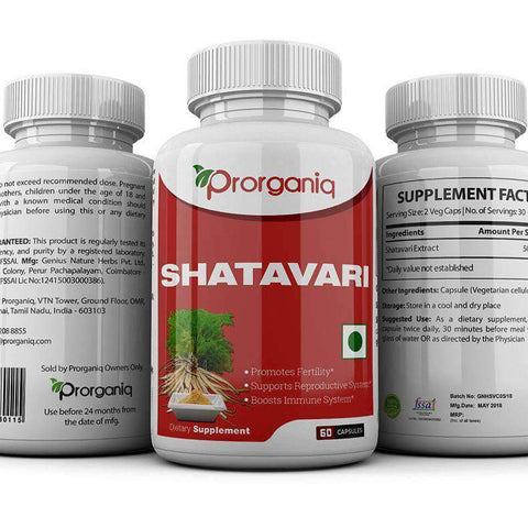 shatavari supplements