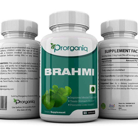 Brahmi supplements