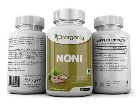 noni supplements