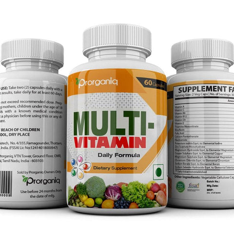 multivitamins supplements